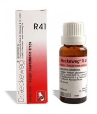 Dr.Reckeweg R41 Sexual Neurasthenia Drop