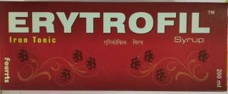 Erytrofil Syrup 200ml