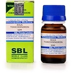SBL Rhus Toxicodendron Dilution 50M CH 10ml