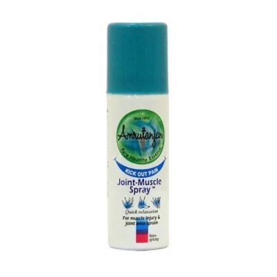 Amrutanjan Muscular Pain Spray, 30 gm