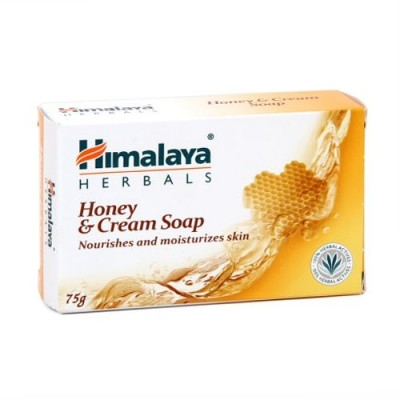 HIMALAYA HONEY & CREAM SOAP 75G