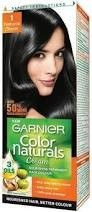 GARNIER COLOR NATURAL CREAM - NATURAL BALCK