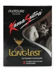 KAMASUTRA LONGLAST - 3S