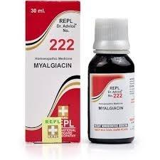 REPL Dr. Advice No.222 Myalgiacin Drop