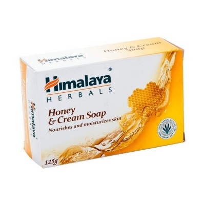 HIMALAYA HONEY & CREAM SOAP 125G