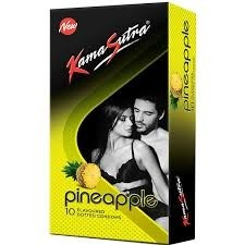 KAMASUTRA Pineapple 10s