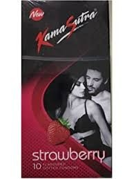 KAMASUTRA STRAWBERRY - 10S